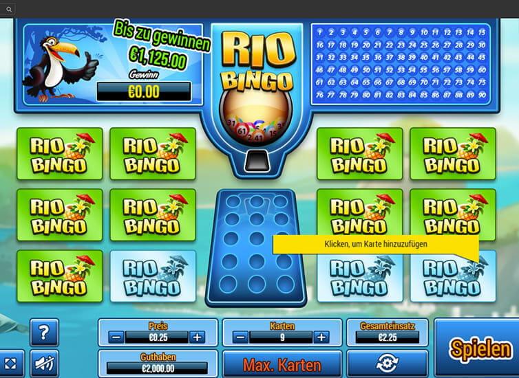 Bingo Teilnehmende - 809553