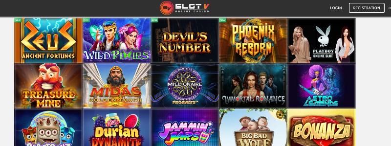Casino fantasia Rise - 88863