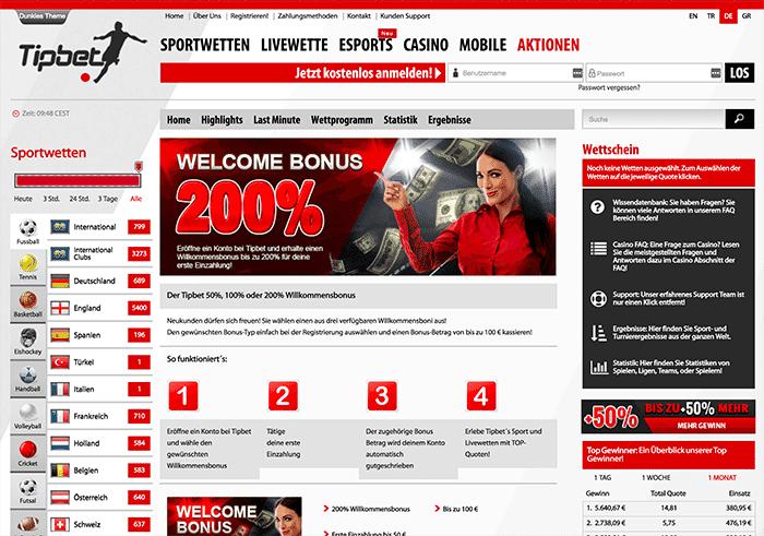 Sportwetten Bonus - 360439