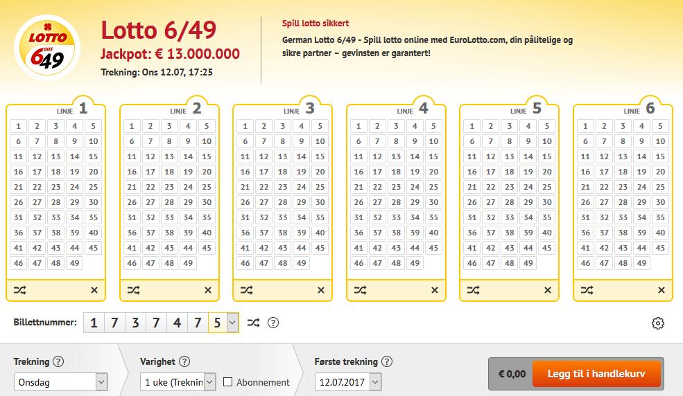 Roulette Serien - 277133