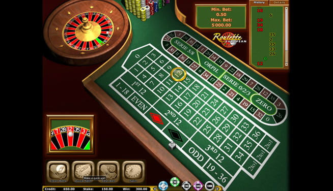 Roulette Regeln - 943057