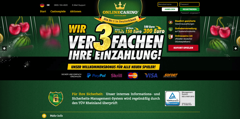 Deutsche online Casinos - 519727