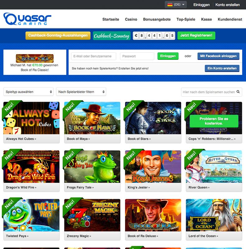 Deutsche online Casinos - 100559