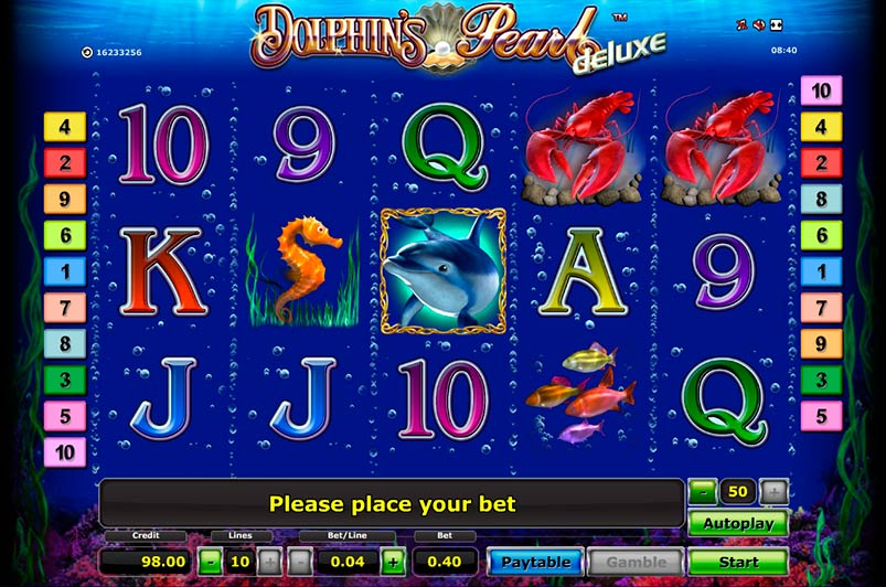 Dolphins Pearl - 912193