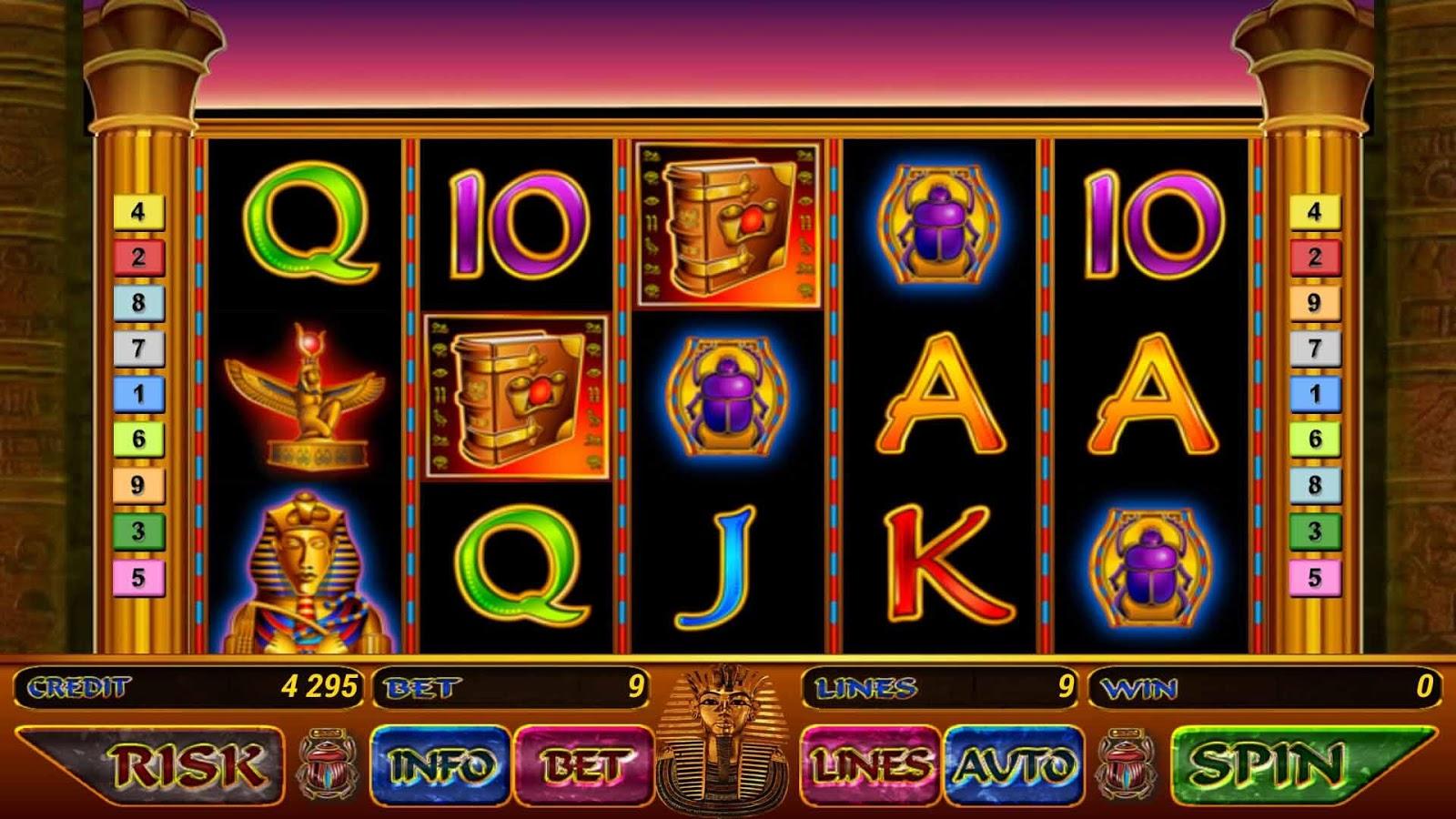 Book Of Ra Casino Download
