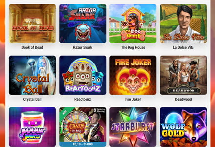 Casino online - 539792