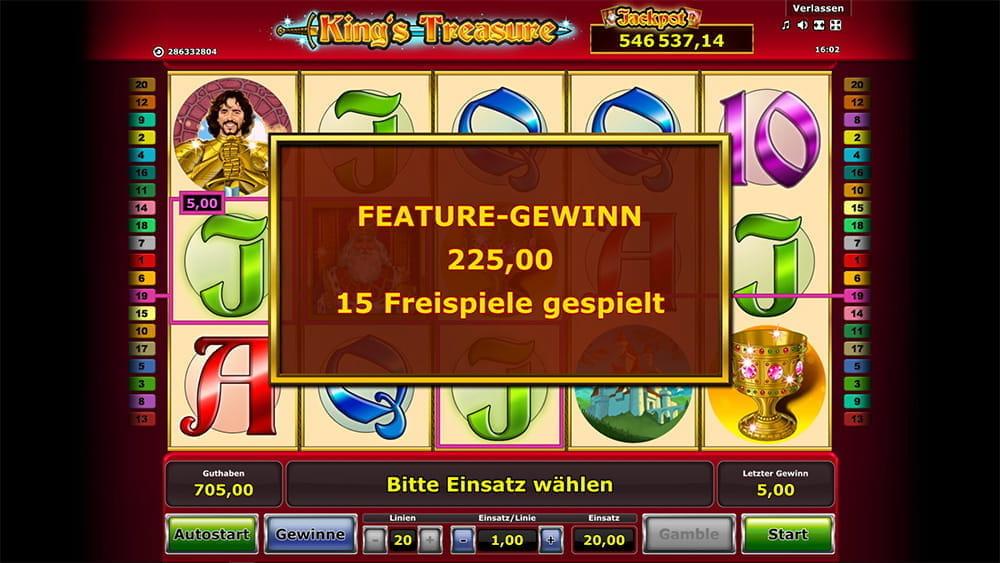 Echtes Geld Casino - 308204
