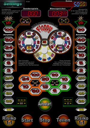 Echtgeld Spiel automaten - 701752