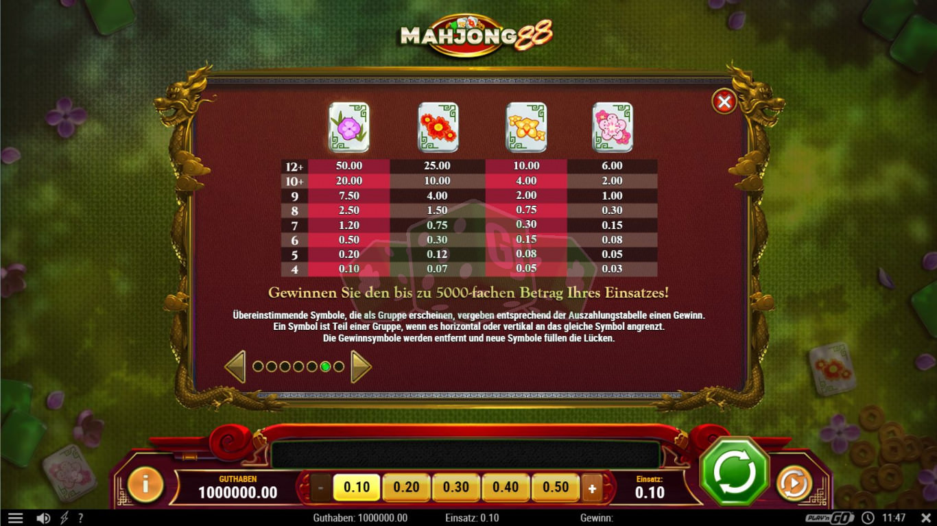 Spiel Mahjong - 818153
