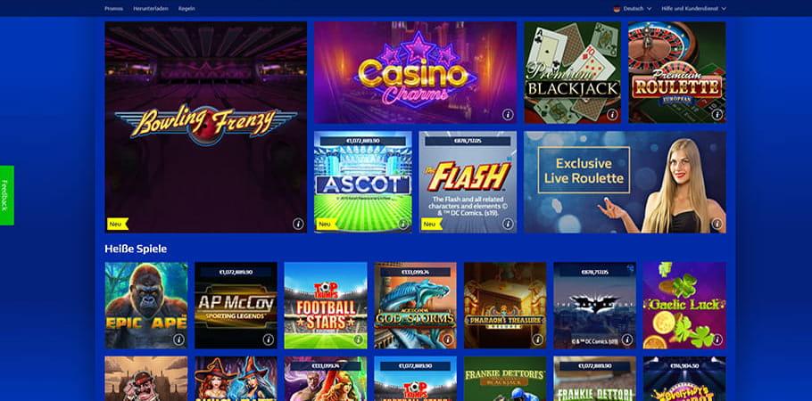 Bluelions Casino