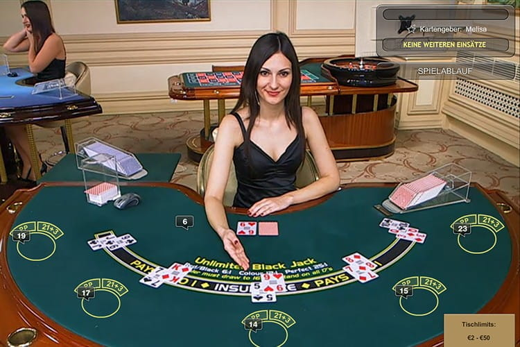 Online Casino Blackjack - 814894