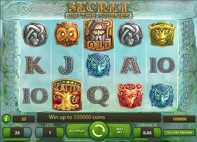 Secret of - 783809