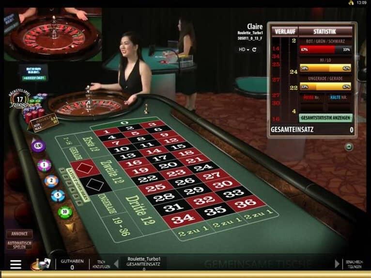 Live Dealer - 731581