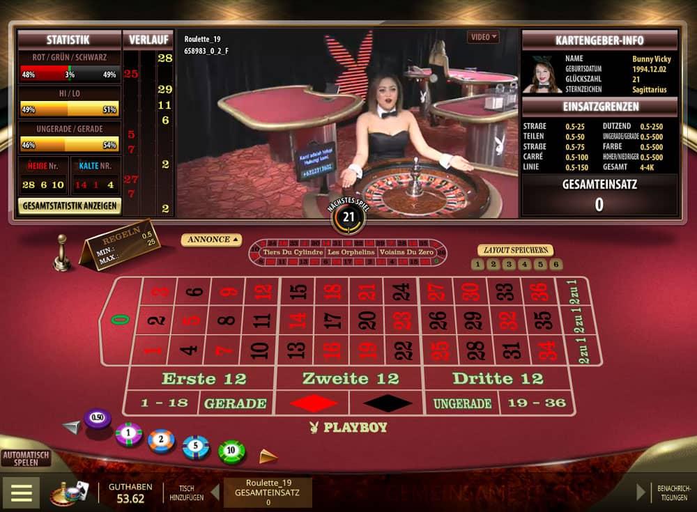 Live Dealer bei - 961228