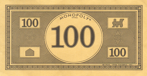 Monopoly Money - 915385