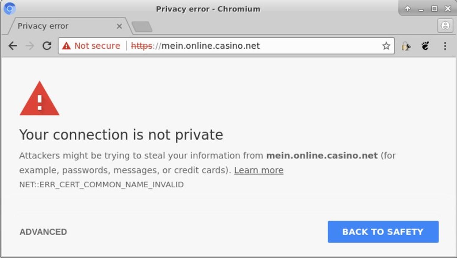 Online Casino Blocker - 37862