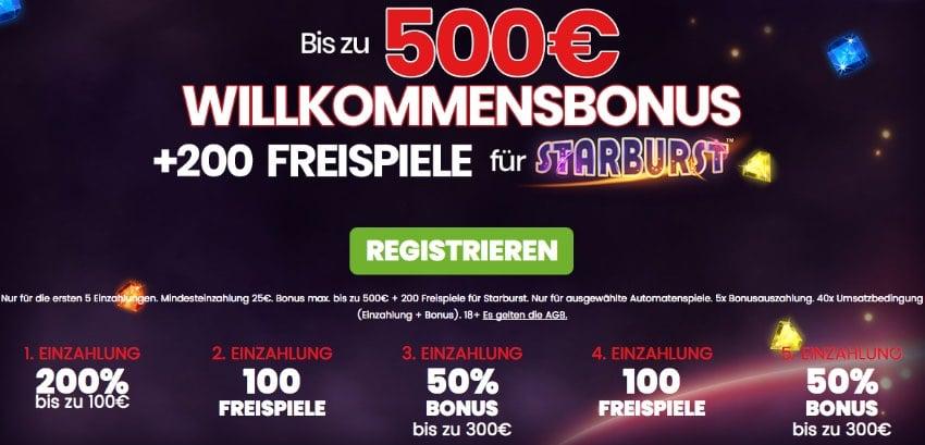 Online Casino Erfahrungen - 137149