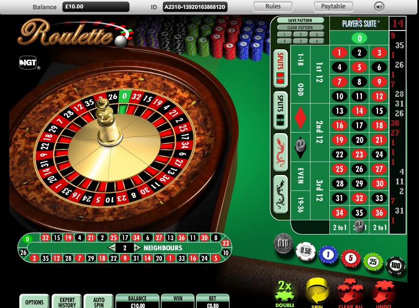 Online Casino Spielen Mit System