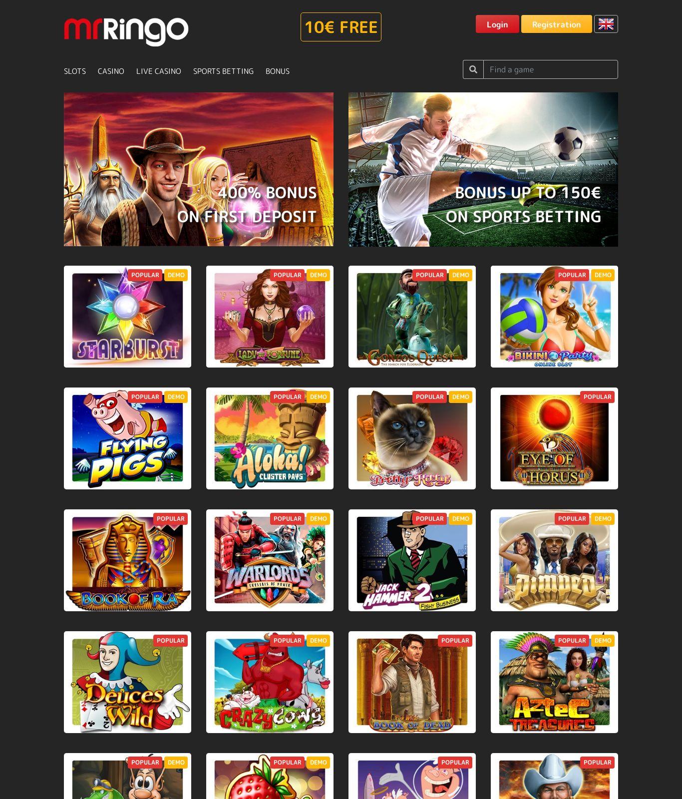Online Casino Jackpot - 466662