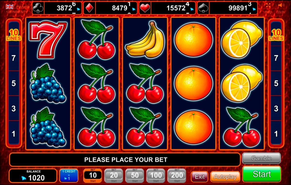 Online Slots Echtgeld - 549892