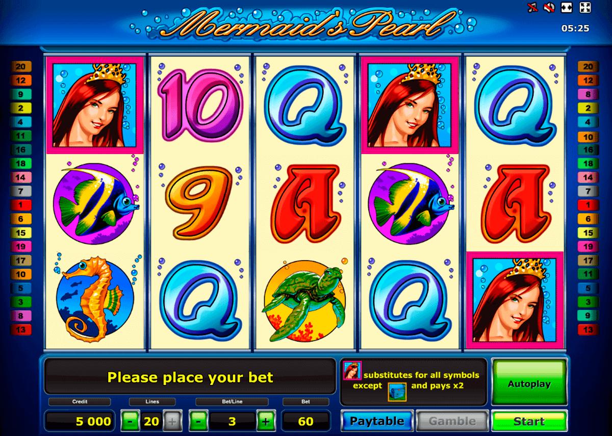 Poker Anmeldung Mermaids - 593558