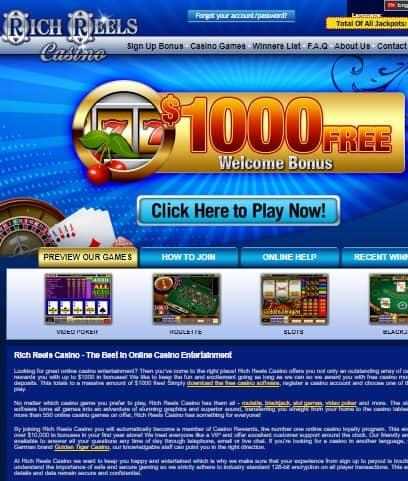 Rich Casino 100 - 188408