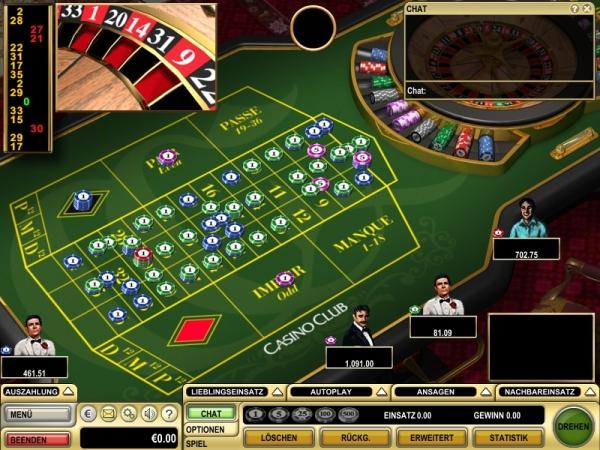 Roulette Schnelles Spiel - 651865