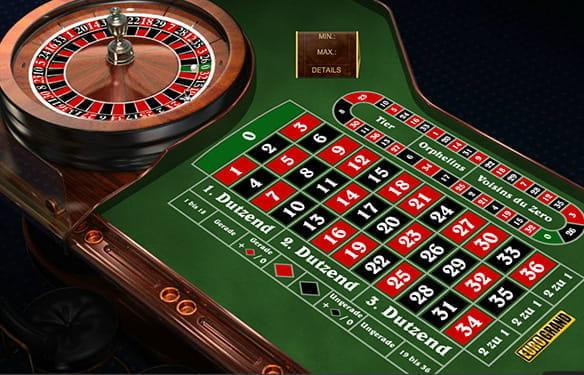 Roulette Tisch - 675351
