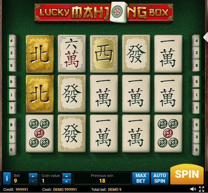 Spiel Mahjong online - 972171