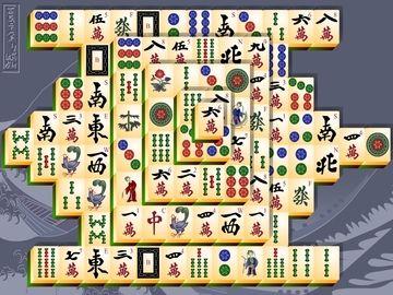 Spiel Mahjong - 120099