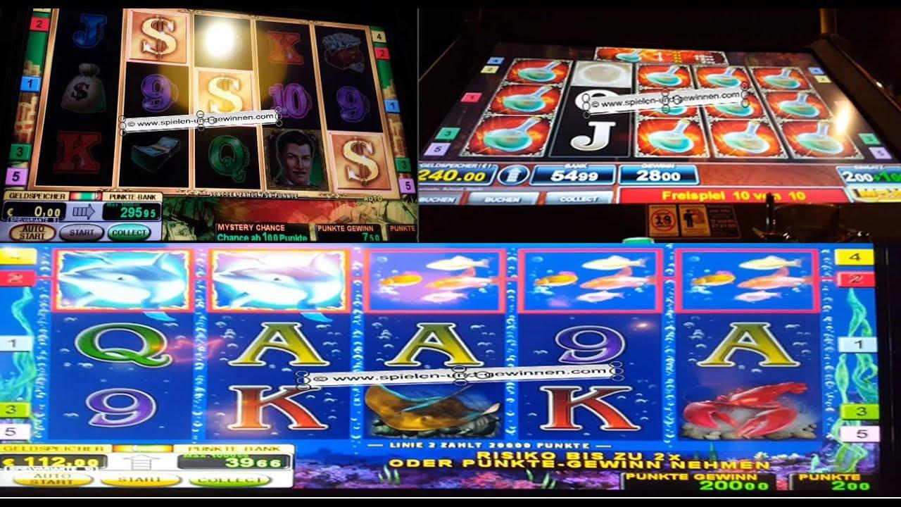 Spielautomaten Bonus spielen - 921797