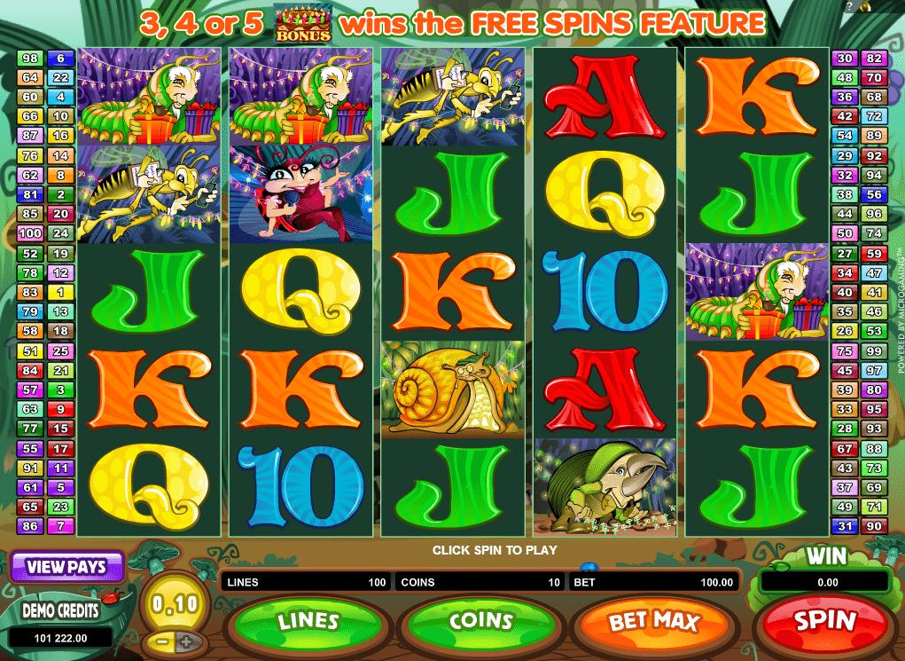 Spielautomaten Bonus - 25840