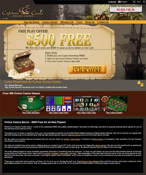 Staatliche Casino Captain - 983529