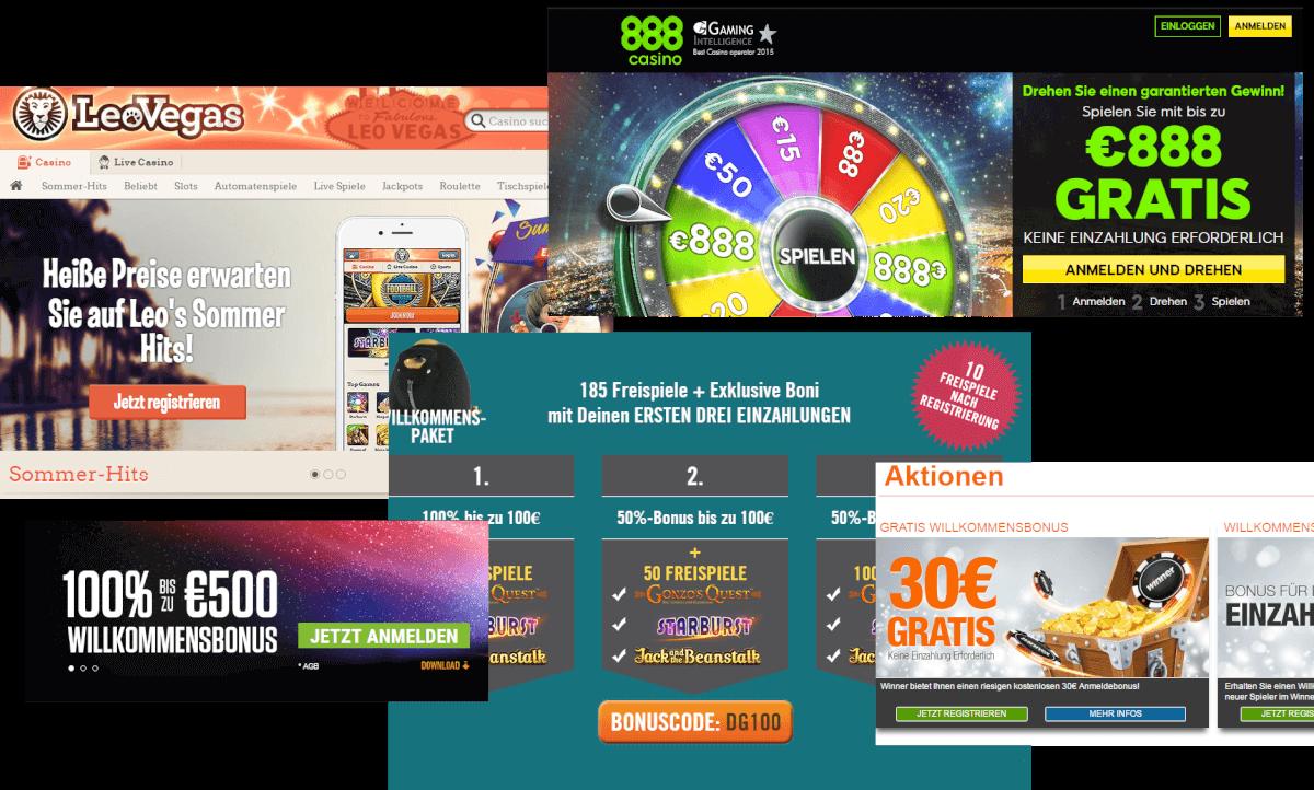 Unterschiedliche Spielertypen Casino - 976119