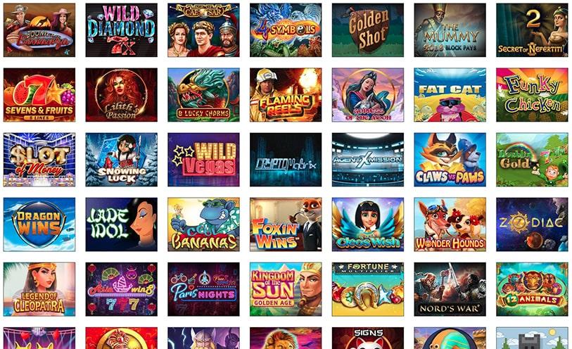 Videoslots Casino - 397905