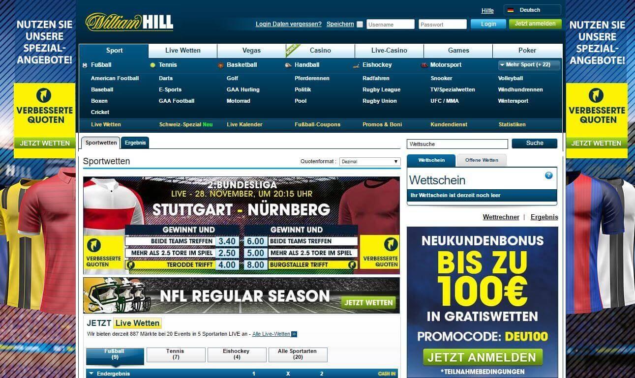 William Hill Fussball - 331399